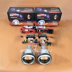 BI-XENON HID Projektör Lens