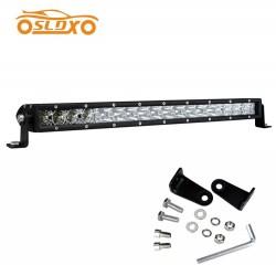 90W Düz Üniversal Uzun Sis Lambası Led Bar 30Led
