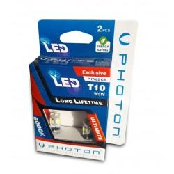 Photon T10 Beyaz LED 4+4 Can-Bus PH7020