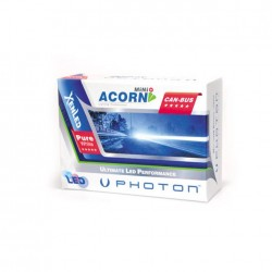 PHOTON ACORN 5000 LÜMENS LED HEADLİGHT (far ledi ) H 7 6000 K (ICE WHITE-BUZ BEYAZI )