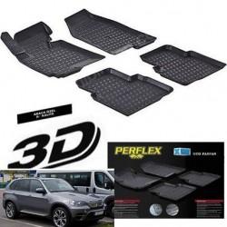 BMW X5 E70 2007-2014  3D TPE Kauçuk 3D Paspas Perflex