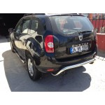 Dacia Duster Arka Tampon Koruma