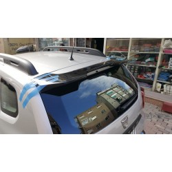 Dacia Duster 2018 Spoiler