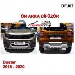 DACIA DUSTER  ÖN ARKA DİFÜZÖR 2018+2020