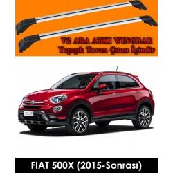 Fiat 500X Port Bagaj Ara Atkı