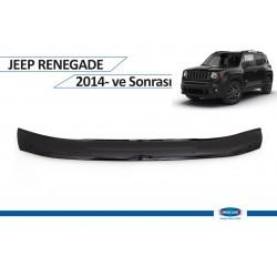 Jeep Renegade Ön Kaput Koruyucu 2014 ve Sonrası