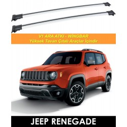 Jeep Renegade Port Bagaj Ara Atkı