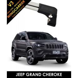 Jeep Grand Cherokee Port Bagaj Ara Atkı Wingcarrier V3