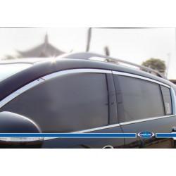 Kia Sportage III Cam Çerçevesi 4 Prç. P.Çelik (Üst) 2010-2015