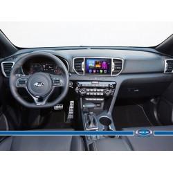 Kia Sportage 4 Oem 9'' Ekranlı Multimedya Cihaz