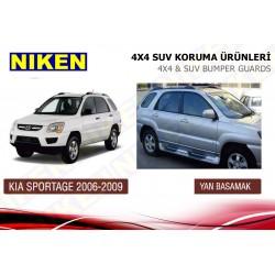 KAİ SPORTAGE  2006-2009 YAN BASAMAK  - GRİ