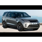 LANDROVER DİSCOVERY 5 2016-