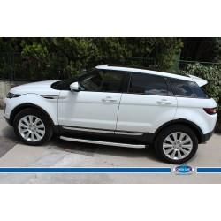 Land Rover Range Rover Evoque Blackline Yan Basamak Alüminyum 2012 ve Sonrası