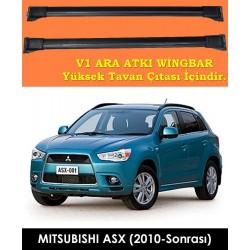 Mitsubishi Asx Port Bagaj Ara Atkı Siyah