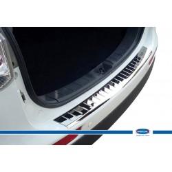 Mitsubishi Outlander 3 Arka Tampon Eşiği P.Çelik (Taşlı) (2013 ve Sonrası )