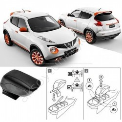 Nissan Juke Kolçak (Koldayama)