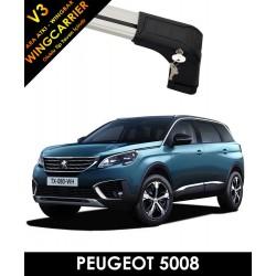 Peugeot 5008 Port Bagaj Ara Atkı Wingcarrier V3
