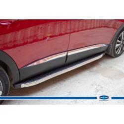 Peugeot 3008 Yan Kapı Çıtası 4 Prç.P.Çelik (2016-)SUV