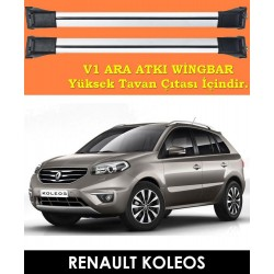 Renault Koleos Port Bagaj Ara Atkı