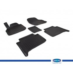 Renault Scenic II 3D Paspas Siyah 5 Prç 2003-2009