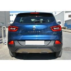 Renault Kadjar Arka Difüzör P.Çelik (icon-black edition) 2015 ve Sonrası