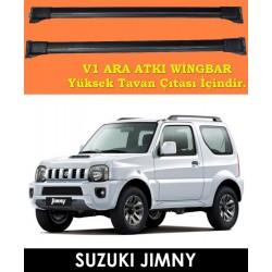 Suzuki Jimny Port Bagaj Ara Atkı Siyah