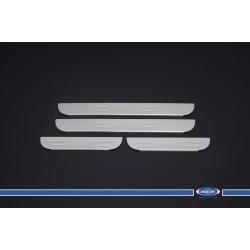 Toyota RAV4 Krom Kapı Eşiği 4 Prç. P.Çelik 2013 ve Sonrası