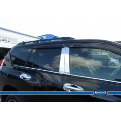 Toyota Land Cruiser Prado 150 Cam Çıtası 2010 ve Sonrası