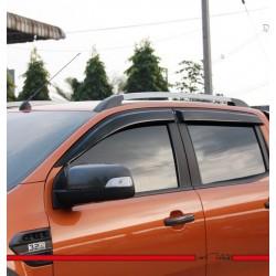 Ford Ranger Cam Rüzgarlığı-Mugen 4 Prç. (D) 2011-2015