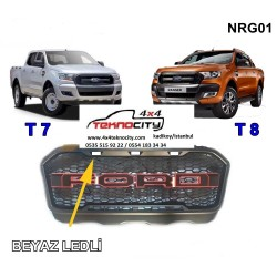 FORD RANGER T8 WILLTRACK   RAPTOR TİP LEDLİ  ÖN  PANJUR 2018+