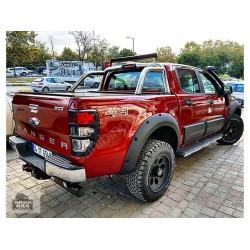 Ford Ranger Kapı Plastikleri (gövde kaplamaları)Abs Plastik 2016-