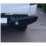 Rear Bumper Black - Arka Koruma siyah mitsubishi l 200 -fiat fullback  çelik