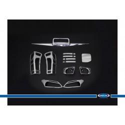 Isuzu Dmax ABS Krom Set (5 Parça)
