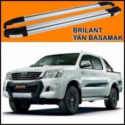 Toyota Hilux 2015 ve Sonrası Yan Basamak 193cm