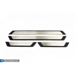 Peugeot 3008 Flexill Line Kapı Eşiği 4 Prç.P.Çelik 2009-2013