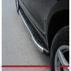 Audi Q3 Blackline Yan Basamak Krom 2013 ve Sonrası
