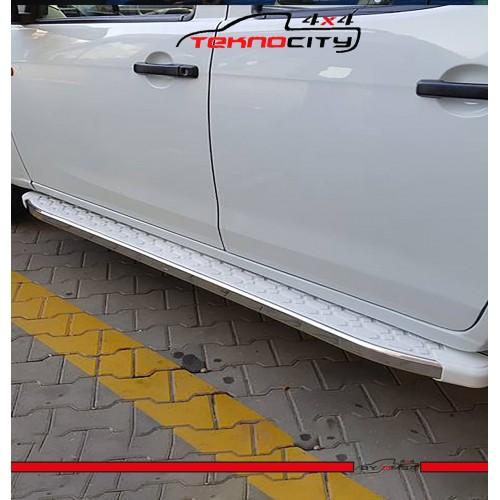 Nissan Qashqai Whiteline Yan Koruma 2014 ve Sonrası