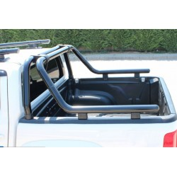 Ford Ranger Kobra Roll Bar Q76 Siyah 2011-