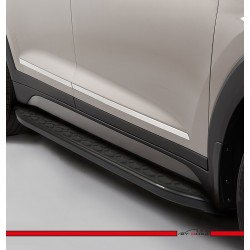 Volkswagen Tiguan Blackline Yan Koruma Siyah 2007-2015