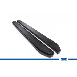 Universal Ara Atkı 2.Prç aluminyum Profil/Siyah Fitilli (Uzun)